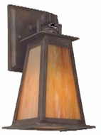 Troy B9881SBZ Lucerne Mission Outdoor Wall Lantern - 6.5 inches wide