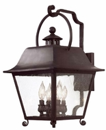 Troy B9443NB Bristol Traditional Outdoor Wall Sconce - 12.75 inches wide