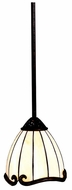Kichler 65216 Clarice Tannery Bronze 7 Inch Diameter Mini Pendant Lighting
