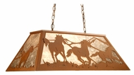Meyda Tiffany 21937 Running Horses Billiard Light