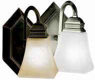 Kichler 5101 Polygon Transitional 8 Inch Tall 1 Lamp Lighting Sconce