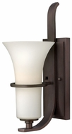 Hinkley 4060VZ Lauren Victorian Bronze Finish Torch Wall Sconce