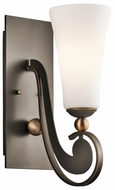 Kichler 42789OZ Clermont Bronze Sconce Lighting