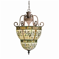 Kichler 65157 Elegant'e 37 Inch Tall Large Tiffany Foyer Lighting