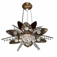 Kalco 6205 Stargazer Semi-Flush Ceiling Light