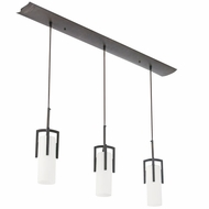 American Fluorescent REPB313RBEC Restoration 3-Light Linear Fluorescent Kitchen Island Light