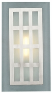 PLC 2308-SN Soho I 8 inches wide Wall Sconce in Satin Nickel