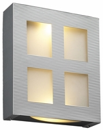 PLC 6416-AL Gayle Wall Sconce in Aluminum