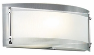 PLC 7812 Millennium 12 inches wide Wall Sconce with Bowed Glass