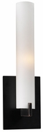 PLC 932-ORB Classic Polipo Single Light Matte Opal Bathroom Light Fixture