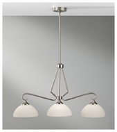 Feiss F26543BS Merritt Contemporary Kitchen Island Pendant Lighting