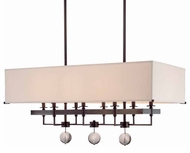 Hudson Valley 5648 Gresham Park Contemporary Kitchen Island Light