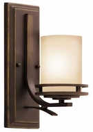 Kichler 5076OZ Hendrik Wall Sconce in Olde Bronze