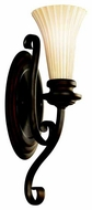 Kichler 45050OZ Abbeyville Wall Sconce in Olde Bronze