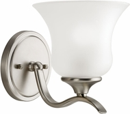 Kichler 5284-NI Wedgeport Brushed Nickel Wall Sconce