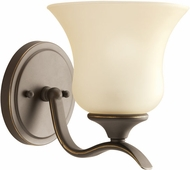Kichler 5284-OZ Wedgeport Olde Bronze Wall Sconce