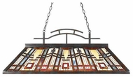 Quoizel TFCC348VA Classic Craftman Tiffany Kitchen Island Light