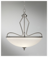 Feiss F26583BS Merritt Contemporary Pendant Uplight