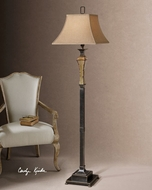 Uttermost 28582 Porano Floor Lamp