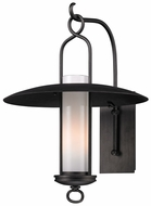 Troy B3333 Carmel Large Graphite 16 Inch Diameter Exterior Wall Lighting Fixture