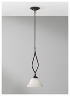 Feiss P1220ORB Beckett Contemporary Mini Pendant