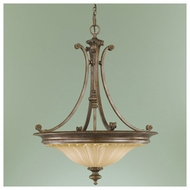 Feiss F21123BRB Stirling Castle Traditional 22  Pendant Uplight