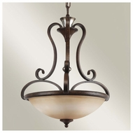Feiss F25703MCR Catania Pendant Uplight