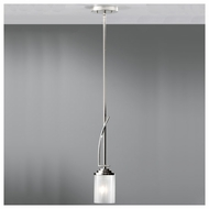 Feiss P1217PN Finley Contemporary Style Mini Pendant