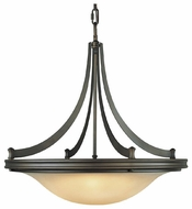 Feiss for Less F19244ORB Pub Pendant Light