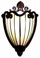 Kichler 69043 Clarice 12 Inch Tall Tiffany Pocket Wall Mounted Lighting - Tannery Bronze