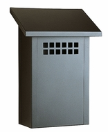 Arroyo Craftsman GMB Glasgow Craftsman Mail Box - 8.375 inches wide