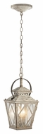 Kichler 43258DAW Hayman Bay Medium 8 Inch Diameter Mini Pendant Lantern