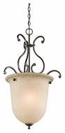Kichler 43229OZ Camerena Traditional 31 Inch Tall Large Olde Bronze Entryway Light Fixture