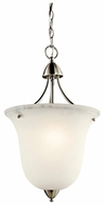 Kichler 42882NI Nicholson Brushed Nickel Foyer Lighting