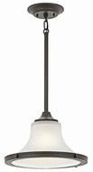 Kichler 42321OZ Searcy Street Small Olde Bronze Hanging Pendant Light