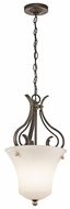 Kichler 42990OZ Claridge Court Foyer Pendant Light