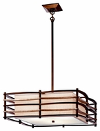 Kichler 42098CMZ Moxie Large Contemporary Pendant Light
