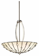 Kichler 65332 Cloudburst Contemporary Pendant Light Fixture - Wide