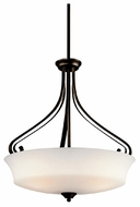 Kichler 42706OZ Wickham Traditional Pendant Light