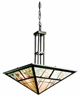 Kichler 65316 Prairie Ridge Art Glass Pendant Light