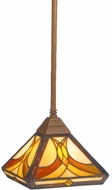 Kichler 65175 Tiffany Art Glass Creations Sonora Mini Pendant Fixture