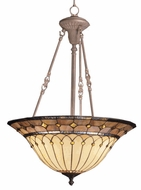 Kichler 65187 Tiffany Art Glass Creations 6 Light 22 inch Pendant
