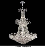 Worldwide 83052 Worldwide 18-light Crystal Style Chandelier