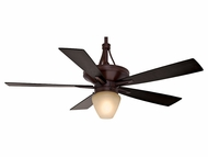 Casablanca CAS-C42G546L Colorado Brushed Cocoa 60 Inch Span Ceiling Fan Lighting