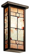 Kichler 69116 Prairie Ridge Art Glass Wall Sconce