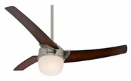Hunter 59054 Eurus 54 Inch Span Brushed Nickel Finish Ceiling Fan