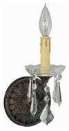 World Imports 848106 Timeless Elegance 9 Traditional Wall Sconce