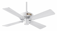 Hunter 23827 Classic Original White 4 Blade Transitional Home Ceiling Fan