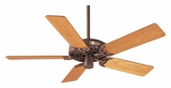 Hunter 23852 Classic Original Transitional 52 Inch Span Chestnut Brown Ceiling Fan