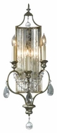 Feiss WB1448GS Gianna 3-Lamp Wall Sconce